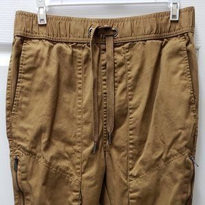 CSG Brown Cargo Pants Small